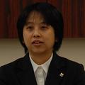 官邸が日本で一番恐れる女性?(2008年撮影)