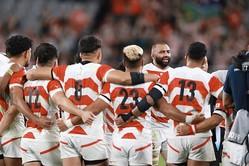 南アフリカに敗れた日本は8強で敗退【写真:荒川祐史】