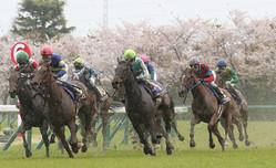 デアリングタクト(2020桜花賞) (C)スポニチ