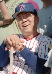 ユマキャンプにて(1998年撮影)/(C)共同通信社