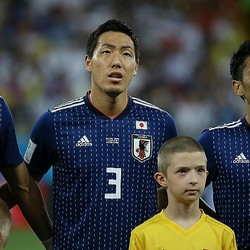 ロシア・ワールドカップ以来、日本代表に招集された昌子。写真:滝川敏之