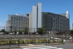 麻原元死刑囚の遺骨が保管されている東京拘置所