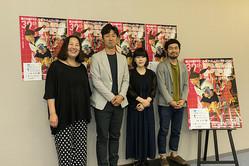 『第39回ぴあフィルムフェスティバル』ラインナップ発表会風景