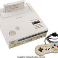 かつて任天堂とソニーが共同開発「Nintendo Playstation」が競売に