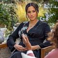 米の人気インタビュー番組に夫婦で出演し、イギリス王室への不満をぶちまけたイギリスのヘンリー王子とメーガン妃(2021年3月7日)