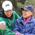 認知症の高齢者の増加が懸念される日本 ゴルフが一石を投じる可能性?