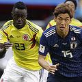 「大迫勇也はランニングの質が高かった」 コロンビア代表選手が評価