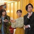 広瀬すず、大島優子、櫻井翔(C)日本テレビ