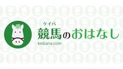 【新馬/中山5R】フェノーメノ産駒 クロスザルビコンが差し切りV!