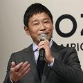 ZOZOの前澤友作社長 Photo:AP/AFLO