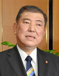 自民党の石破茂・元幹事長