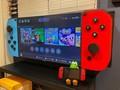 子どもたち喜ばせようと父親が作成 夢のような「巨大Nintendo Switch」