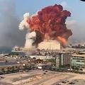 レバノンの首都で大規模な爆発 78人が死亡、日本人も1人軽傷