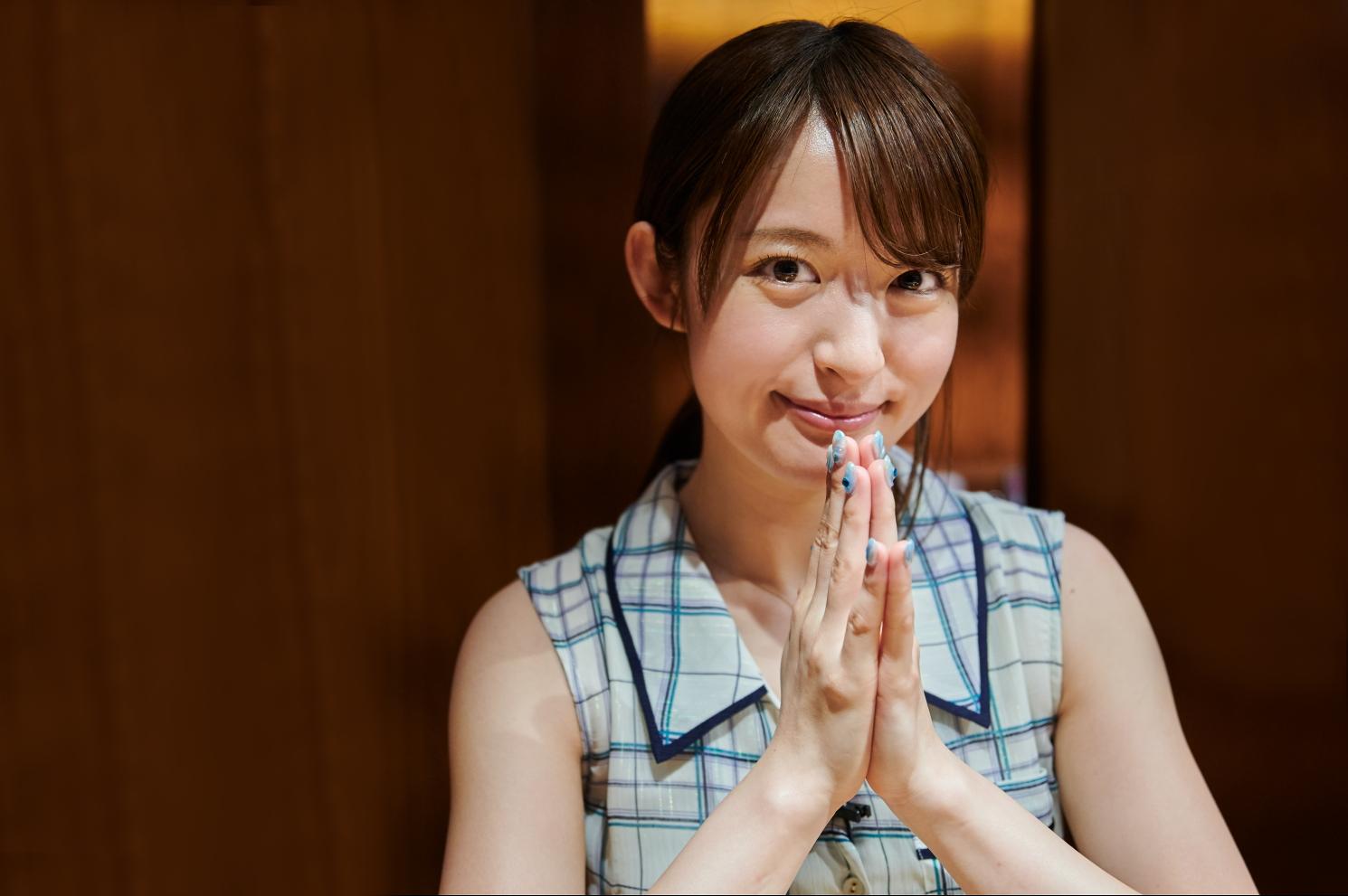 """「これが私のラーメン道」声優・小松未可子が語る、ラーメンの""""原体験""""から""""流儀""""まで"""