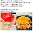 富士そば バーガー卵とじの味は