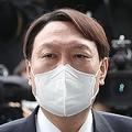 辞任を表明する尹氏=4日、ソウル(聯合ニュース)