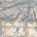 台風の影響で北陸新幹線120車両が浸水 廃車の可能性も指摘される