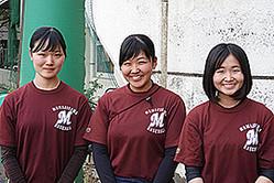 「紅葉川の野球」で夏大シード権獲得!選手を支える都立紅葉川(東京都)の頑張るマネージャー!