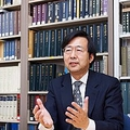 日本語研究者で大阪大教授の金水敏氏