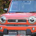 「ハスラー」「タフト」軽自動車販売ランキング上位に入らない理由