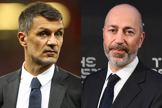 """内部対立のミラン、強化部門一新へ マルディーニの後釜に""""CEOの右腕 ..."""