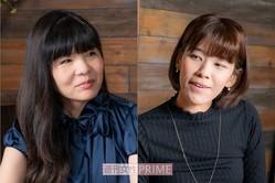 (写真左から)岡本純子さん、菅野久美子さん 撮影/矢島泰輔