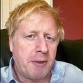 新型コロナウイルス検査で陽性と判明した際に、自身の状況を説明するボリス・ジョンソン英首相。首相官邸提供(2020年3月27日撮影、同年4月3日公開)。(c)AFP PHOTO / 10 DOWNING STREET