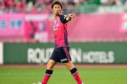 今季29試合に出場し6得点を挙げている奥埜博亮。写真:金子拓弥(サッカーダイジェスト写真部)
