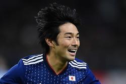 日本代表の中島 photo/Getty Images