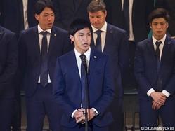 プロサッカー選手からの引退を決断した徳島ヴォルティスDF井筒陸也