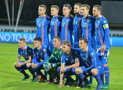 W杯初出場を決めたアイスランド代表…要因は「チームスピリットと理解力」