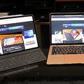 新「MacBook Air」登場で揺れるPC選び 「Surface Laptop」と比較