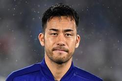 自身2度目のW杯に意気上がる吉田。グループリーグでは攻撃自慢の強敵が揃うだけに、FIFA公式は日本の守備の要人を「The STAR」に選んだのかもしれない。(C)Getty Images