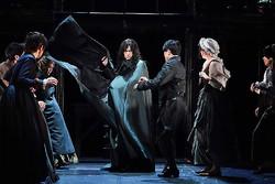 舞台『サンソン-ルイ16世の首を刎ねた男-』オフィシャル舞台写真