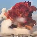 レバノンの大規模な爆発 爆薬の原料が大量に放置されていたと首相