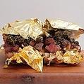 「特別な億万長者」と名付けられた3万7千円のサンドイッチ(画像は『MR. Z - Luxury Sandwiches 2021年2月18日付Instagram「'The Billionaire' is here」』のスクリーンショット)