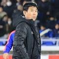 日本代表を率いる森保監督【写真:Noriko NAGANO】