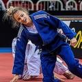 史上最年少で世界選手権チャンピオンとなったダリア・ビロディド【写真:Getty Images】