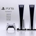 PS5の価格は安すぎる?歴代シリーズの最初期価格をピックアップ