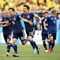 日本がコロンビアに勝利 香川真司のPK弾&大迫勇也の決勝点で雪辱