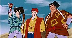 昭和56年に放送されていた伝説の時代劇アニメ「まんが 水戸黄門」がBlu-ray化