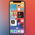 iOS14のウィジェットの画像