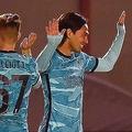 リバプール、南野が2G1Aの躍動で3部相手に7発圧勝! 4回戦はアーセナルとの対戦に《EFLカップ》