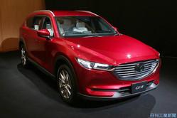 マツダが発売した新型「CX-8」