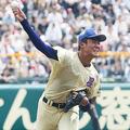星稜・奥川(C)日刊ゲンダイ