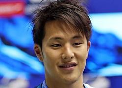 競泳の瀬戸大也選手(C)日刊ゲンダイ