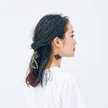 <簡単くるりんぱの作り方>外国人モデルみたいなこなれヘアに♡