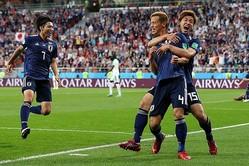 日本の清々しい快進撃を世界のメディアも評価している。今度は「期待満足度」で堂々の2位だ!(C)Getty Images