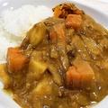 カレー給食中止「煮物を作る」