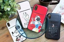 Disney /iPhone X用タフポケットケース ©Disney